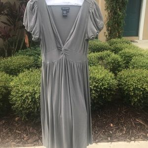 Max edition grey dress